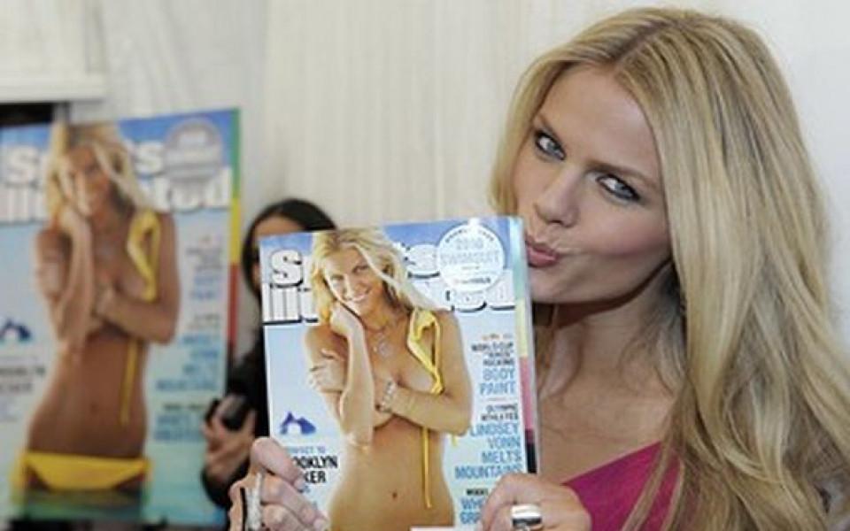 СНИМКИ: Почерпете се с хубавиците от Календар 2012 на Sports Illustrated
