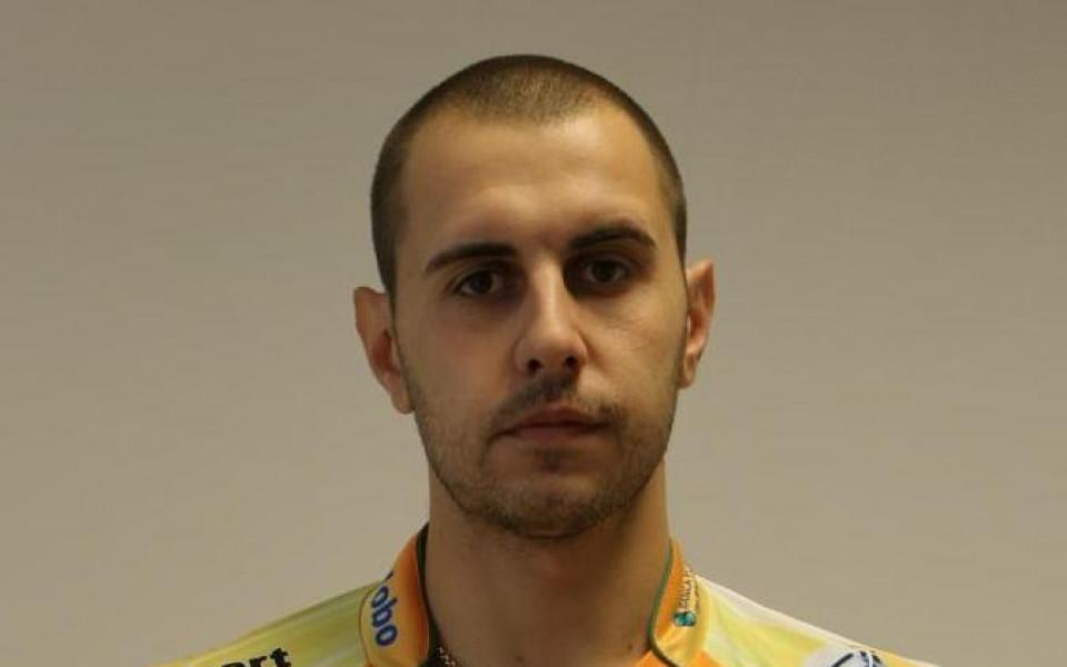 Валентин Братоев се пуска в турнир по плажен волейбол