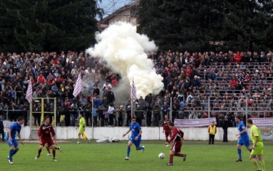 Павел Петков: В Банско искаме нещо повече от гол срещу Левски