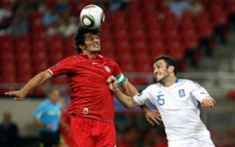 Каха Каладзе слага край на кариерата си в националния отбор