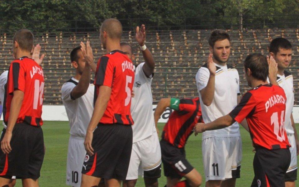 Букмейкър разкри два манипулирани мача в България