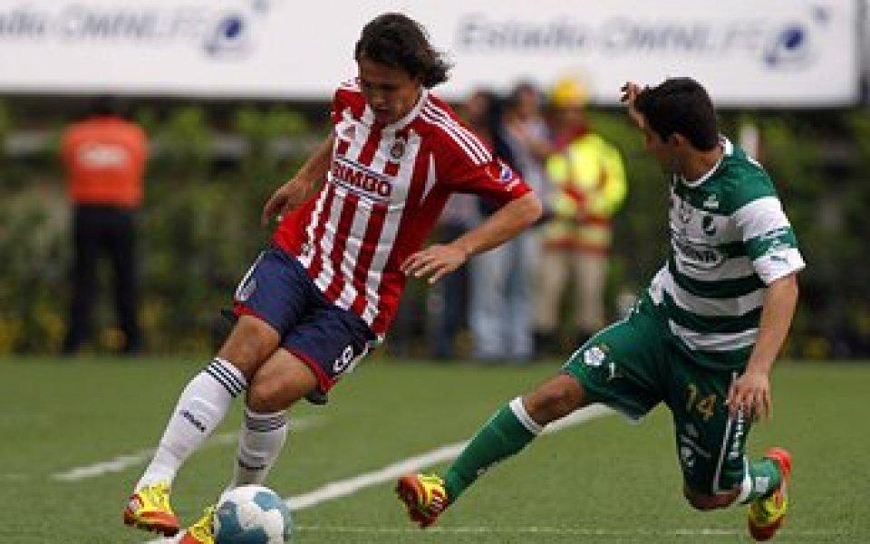 Чивас с първа победа за Копа Либертадорес