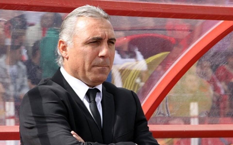 Христо Стоичков гарантира, че ЦСКА скоро ще има нов стадион.