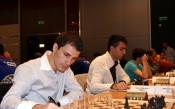 Чепаринов втори след 8-ия кръг на европейското по шах