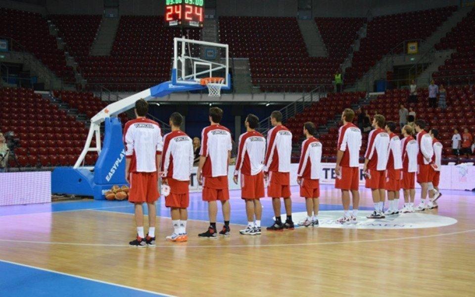 Турция доведе 222-сантиметров баскетболист в София