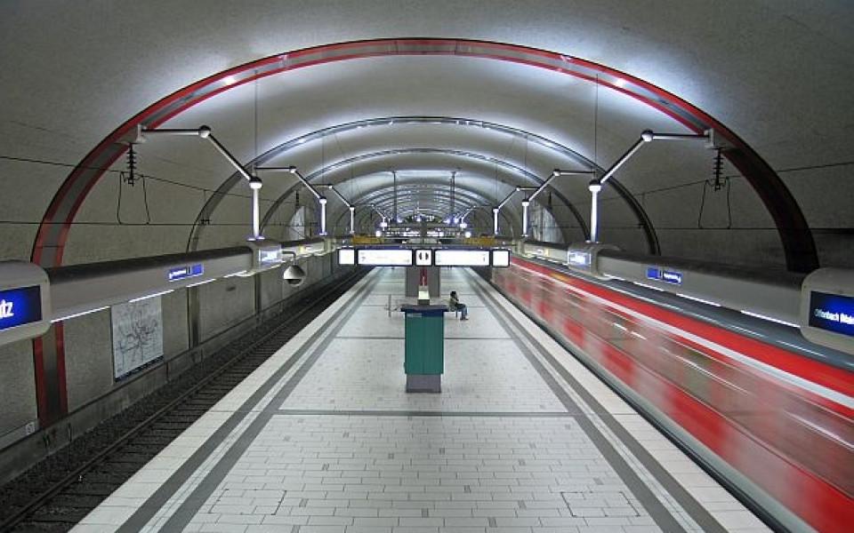 За първи път метро тръгна в азиатската част на Истанбул
