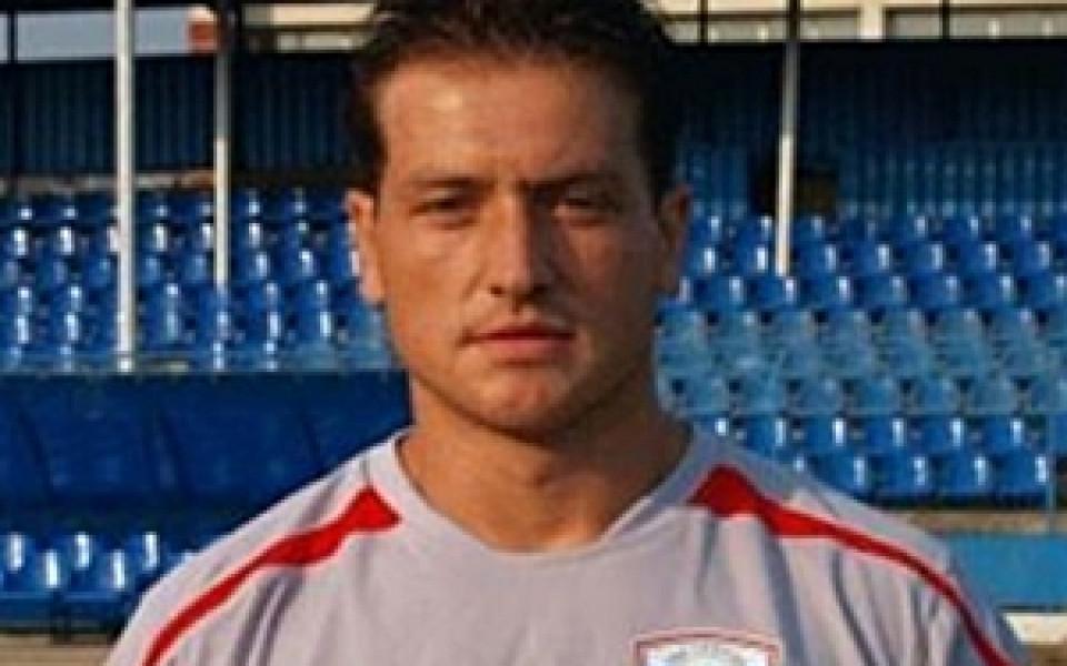 4 мача сухи мрежи за Генко Славов в Спартак