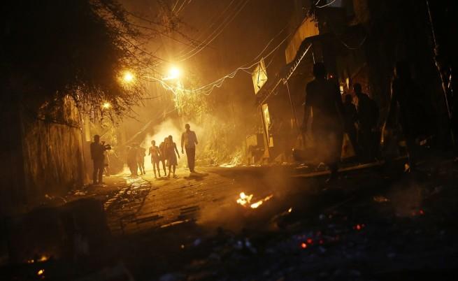 Размирици избухнаха в Бразилия преди Мондиал 2014