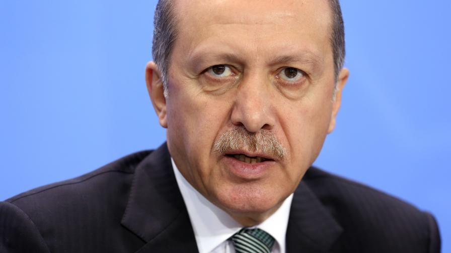 Ердоган: Хиляди съдебни дела са напът