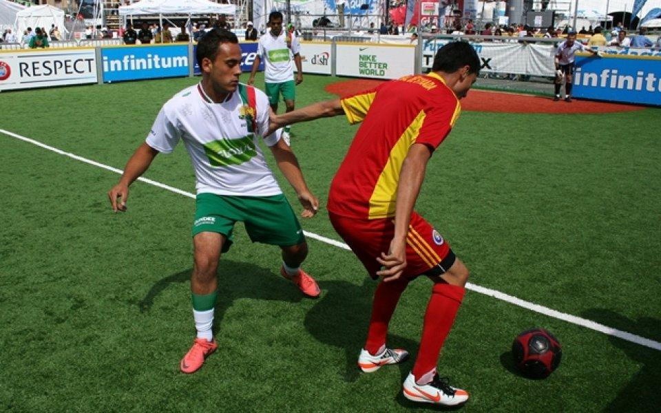 България влезе в Топ 16 на Мондиала в Мексико