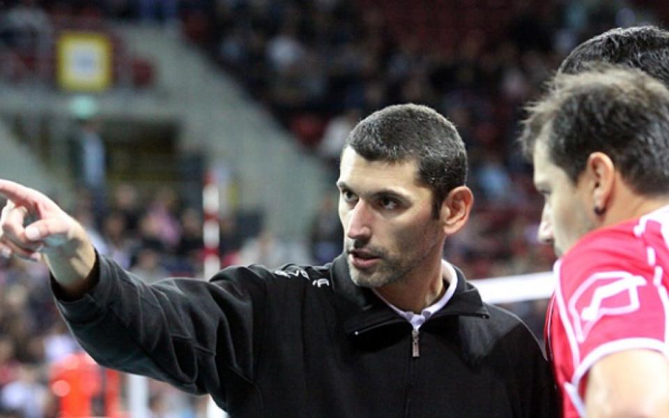 Александър Попов: ЦСКА мечтае за бъдеще
