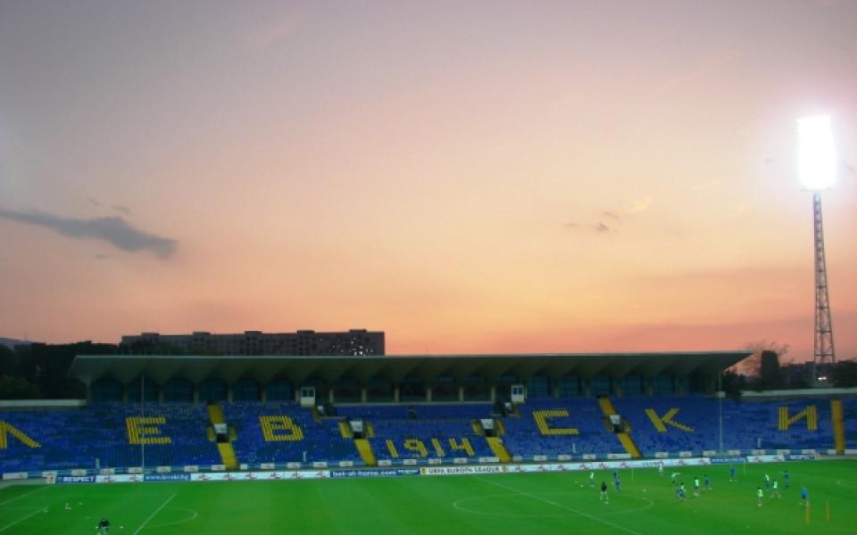 Иво Тонев: Платен е проект за изграждането на нов стадион