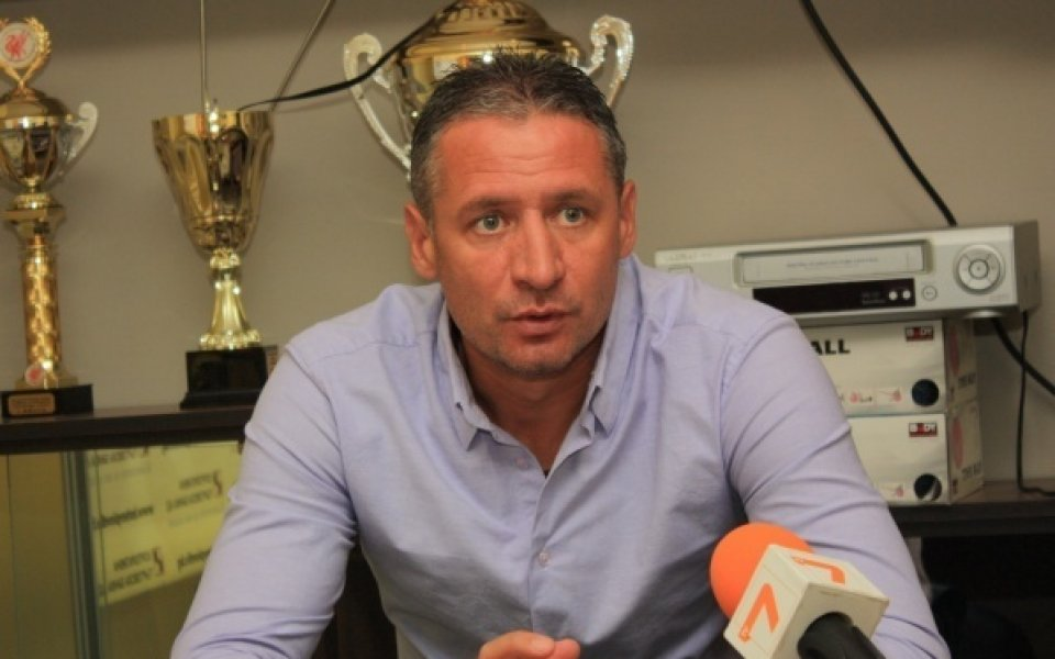 Мартин Кушев: Чух какво скандират феновете, аз няма да се предам