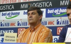Клечков: Решението за моето назначание е на федерацията