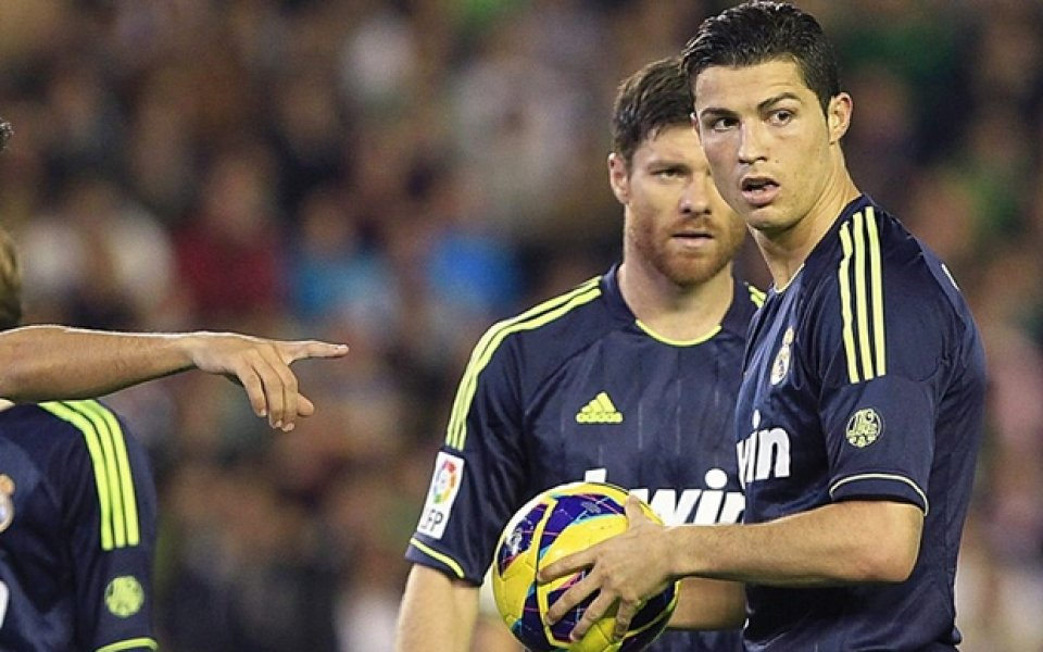 Шаби Алонсо: Роналдо е щастлив в Реал Мадрид