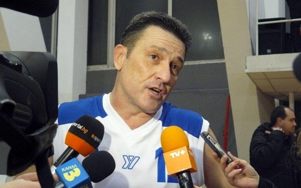 Георги Младенов: Баскетболът има нужда от дербито Левски- ЦСКА
