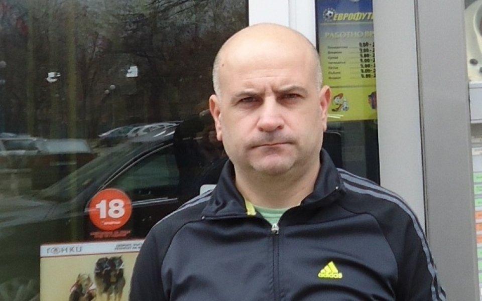 Букмейкърът Атанас Митърчев даде предимство за Арсенал пред Ливърпул