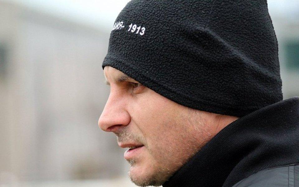 Оперираха футболист на Славия