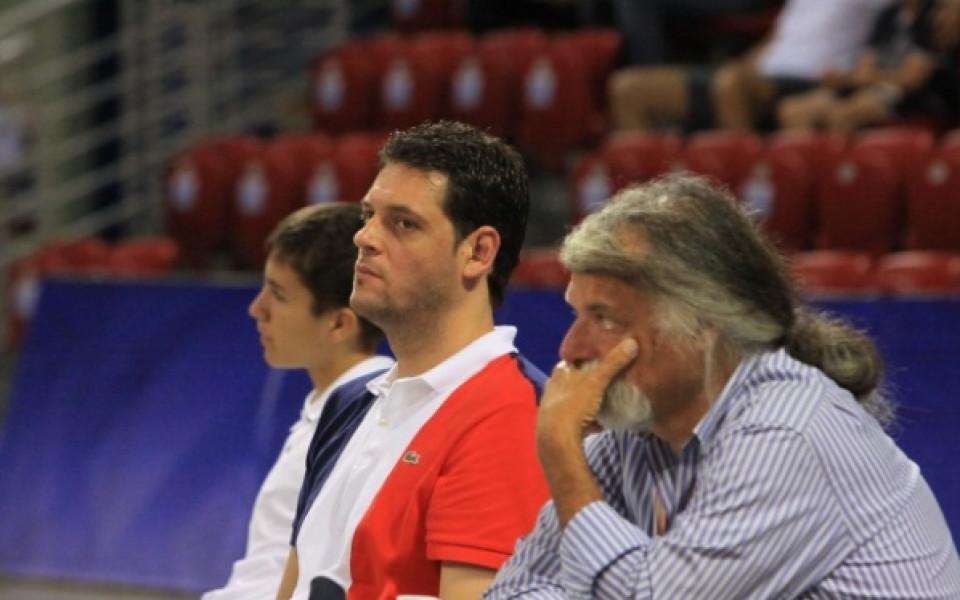 Константинов: Наистина правим перфектна серия, имаме шанс за 1/4-финалите