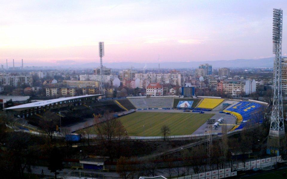 Левски ще се сбогува с част от историята, за да направи новия си стадион