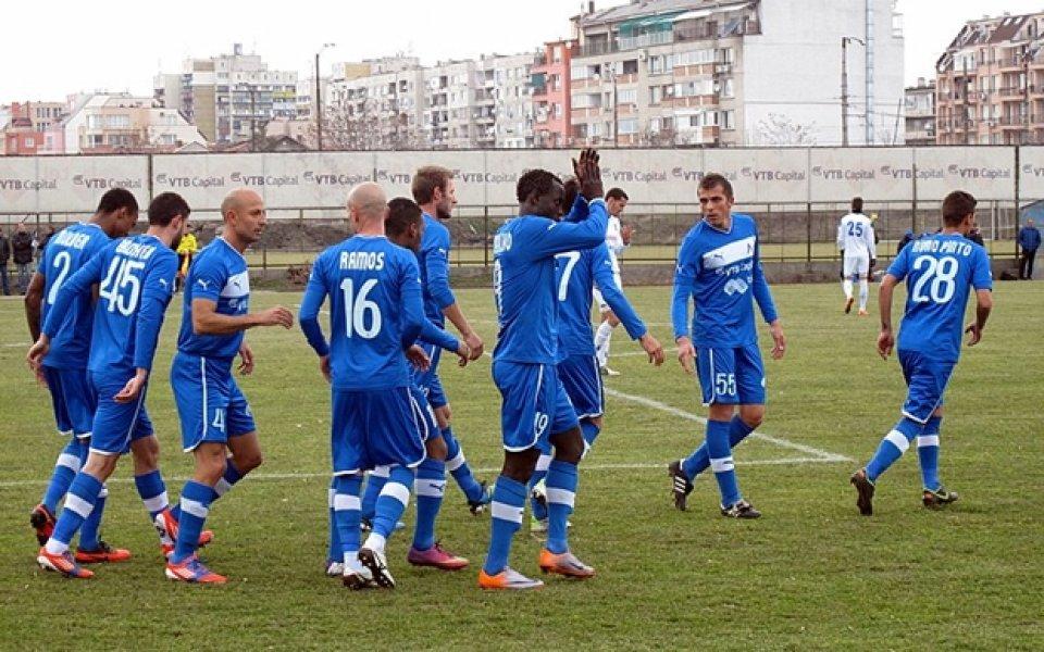 СНИМКИ: Левски с класическа победа срещу Видима, феновете очаровани от Гари Родригес