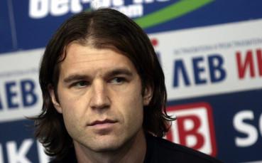 Иван Цветков започна работа в Лудогорец, клубът остава без спортен директор