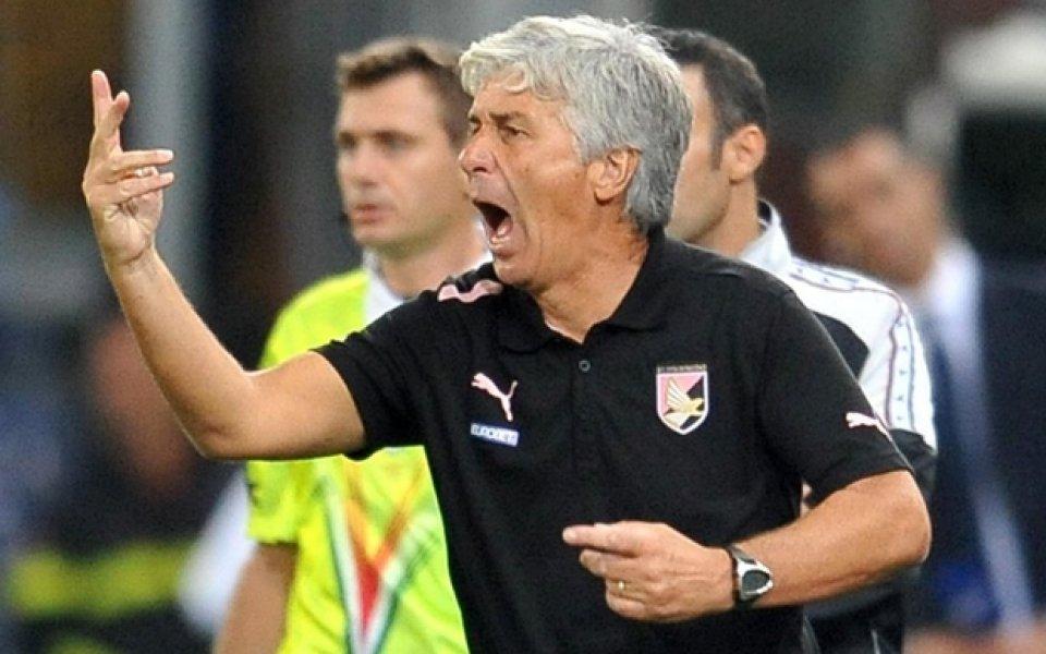 Гасперини: Първенството е много оспорвано, очаквам битка докрай