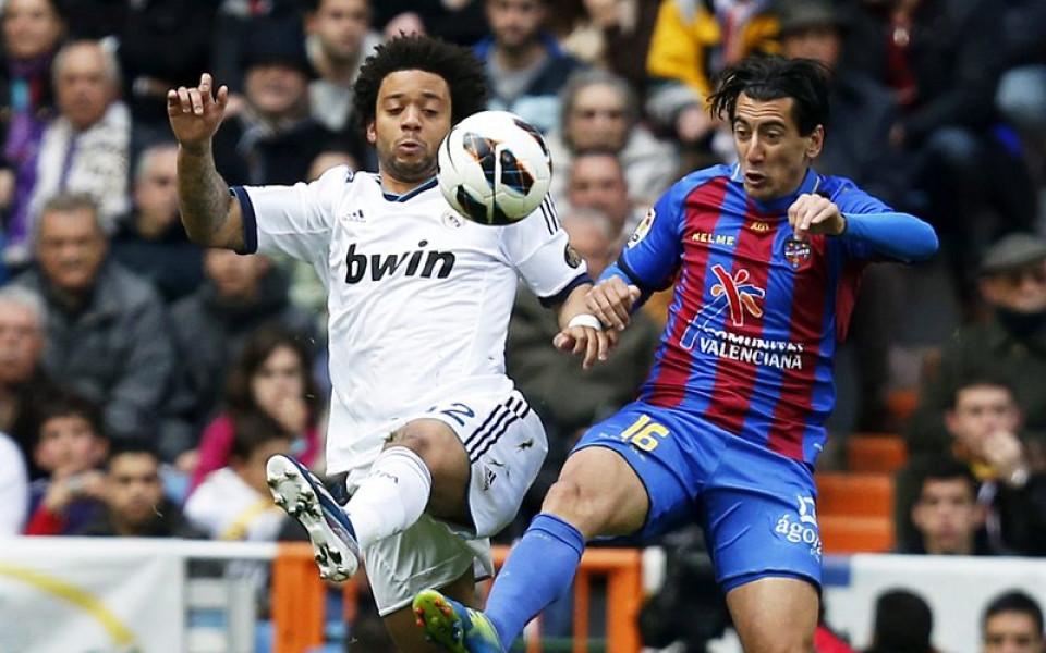 Марсело остава в Реал Мадрид до 2018 година