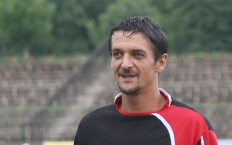 Пажин подаде оставка като треньор на Локо Мз