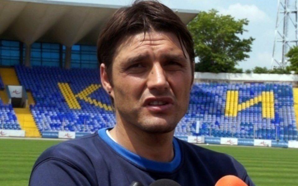 Димитър Иванков: Ще се възстановявам шест месеца, не знам кога ще се върна в Левски