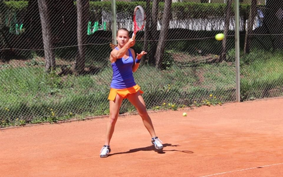 Александра Караманолева: Щастлива съм, че спечелих титлата в Пловдив