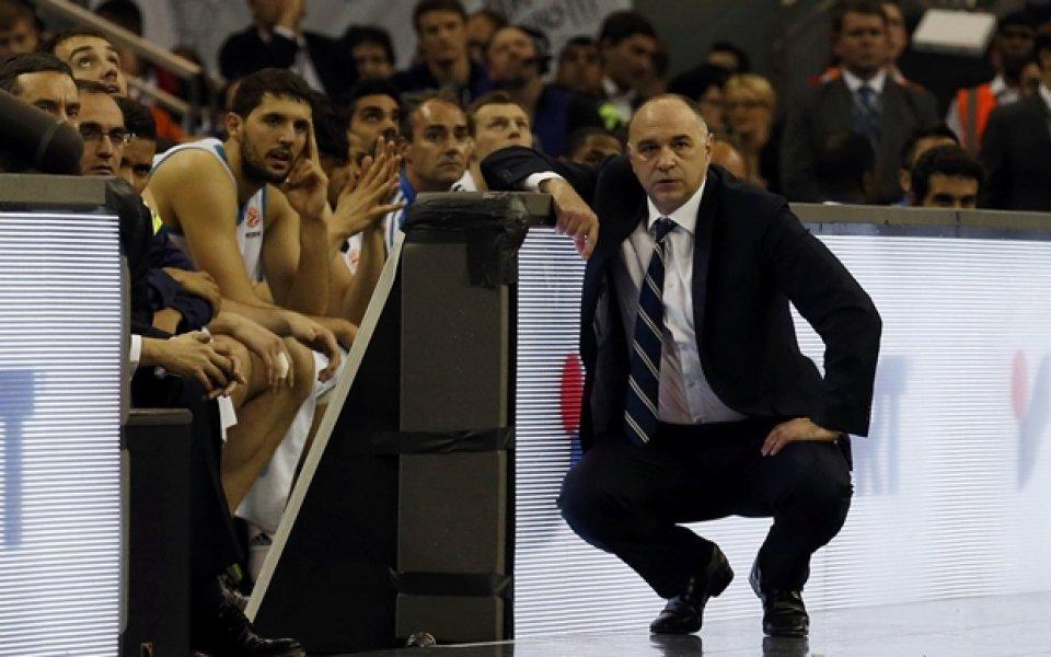 Треньорът на Реал Ласо: Олимпиакос е истински шампион