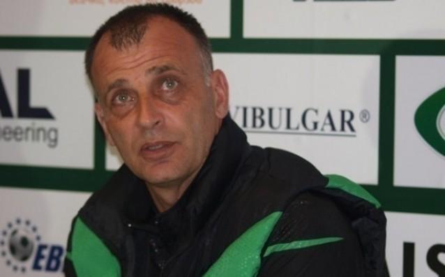 Тони Здравков: За съжаление във футбола не всичко влиза