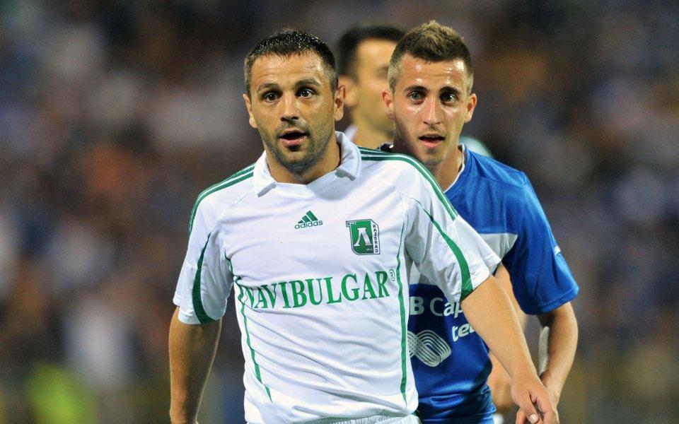 Мирослав Иванов: Благодаря на футболистите на Славия