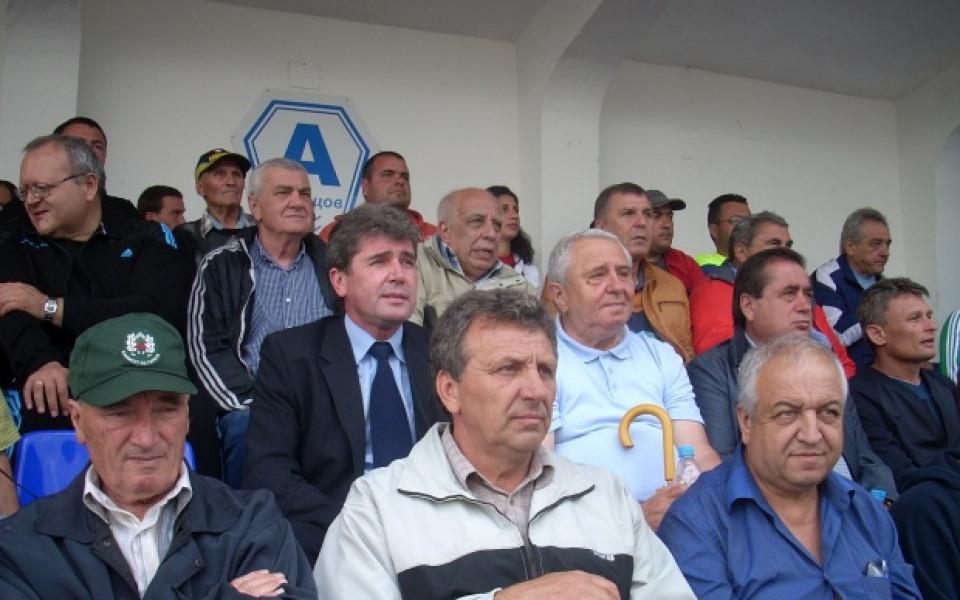 Румънски милиардер: Ще дадем наши футболисти на Академик Свищов, финансирането е въпрос на разговори