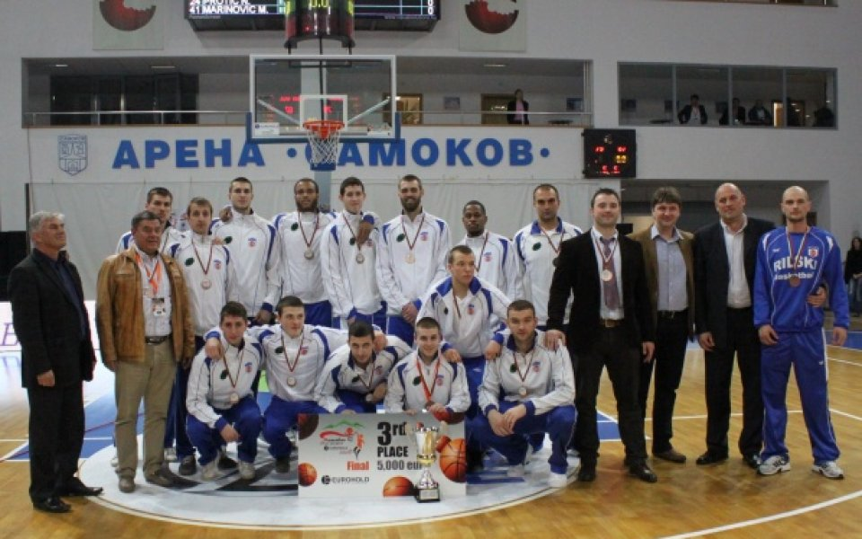 Росен Барчовски: Имахме късмет при жребия, горд съм с Рилски спортист