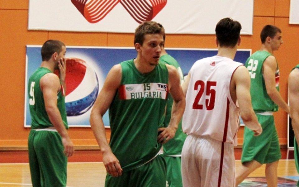 Митко Димитров: Ако играем отборно, сме равностойни и на най-добрите