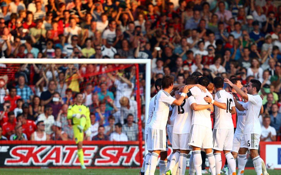 ВИДЕО: Отличен Реал в дебюта на Анчелоти, вкара 6 с лекота