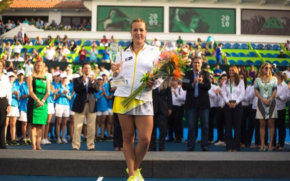 Анастасия Павлюченкова: Ще ми бъде приятно да играя в София