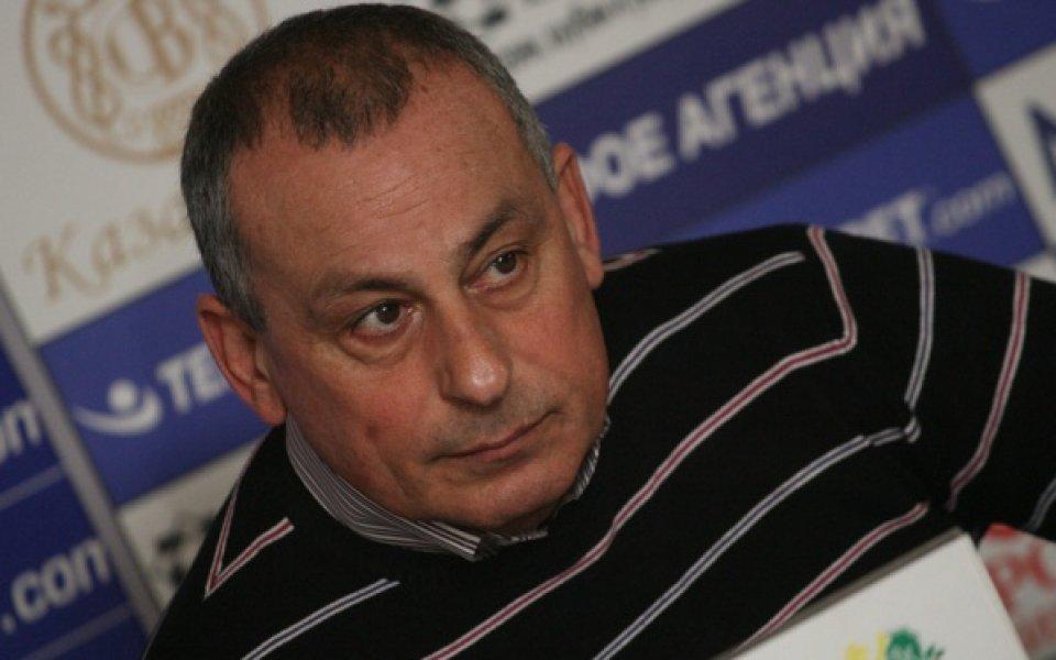 Михаил Мадански определи групата за приятелския мач с Азербайджан