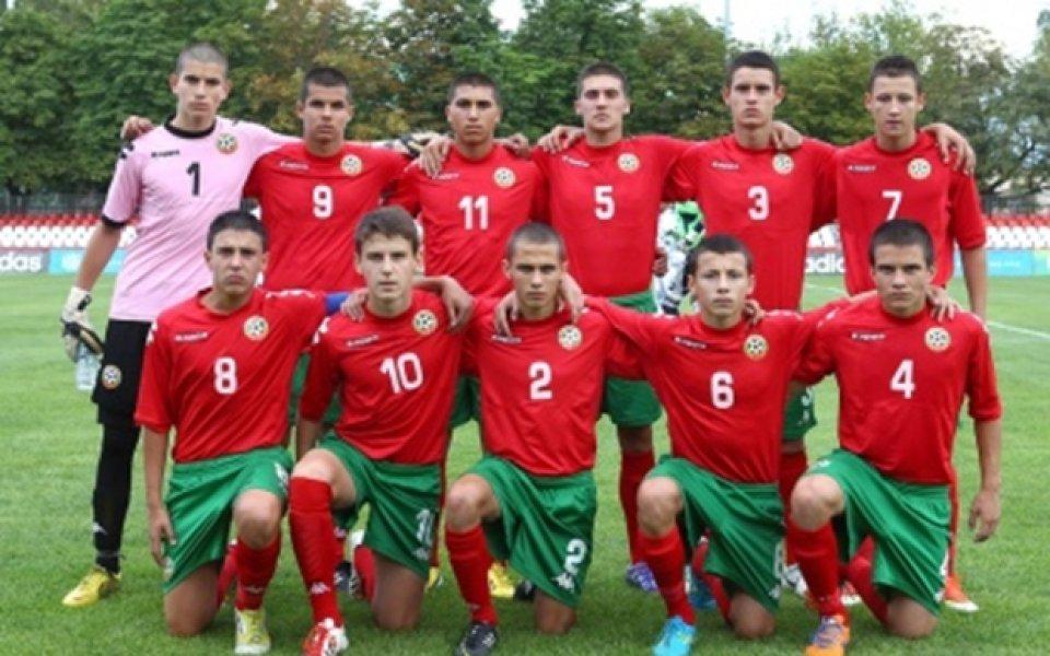 Румъния с играч от Реал би България при 16-годишните