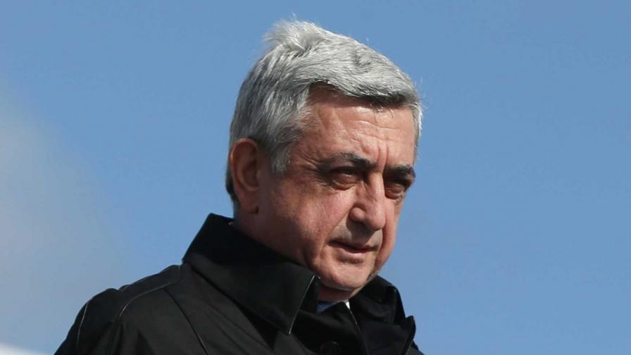 Серж Саркисян: Разногласията с Турция остават