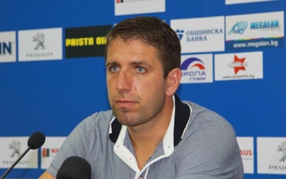 Бившият футболист на Левски и ЦСКА Георги Чиликов беше гост