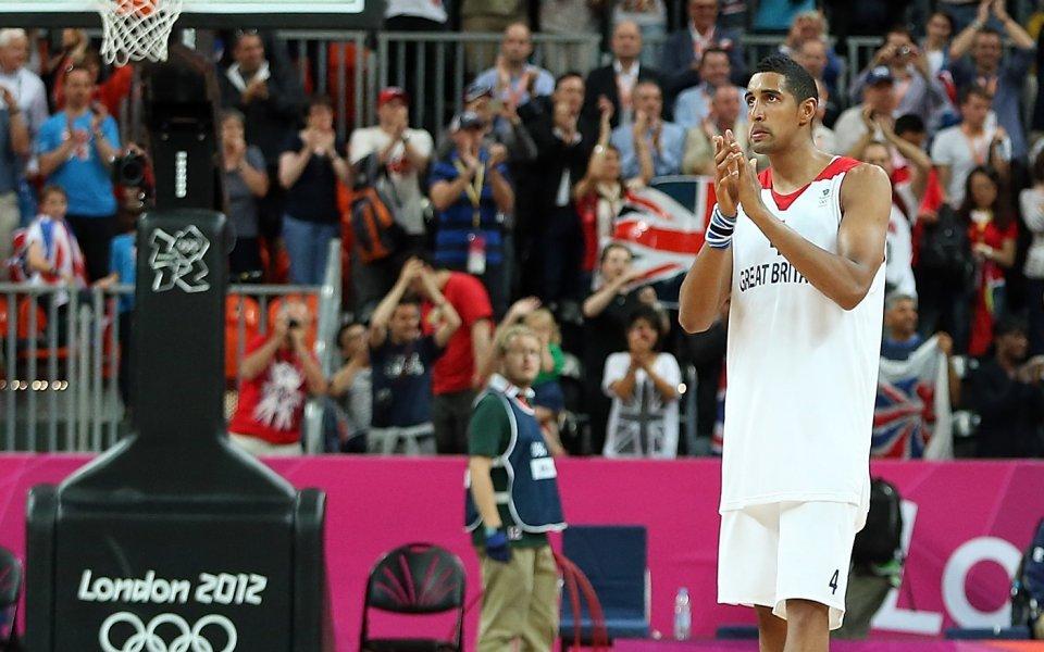 Шотландският боец на Лукойл пред Гонг: В България разбирате повече от баскетбол