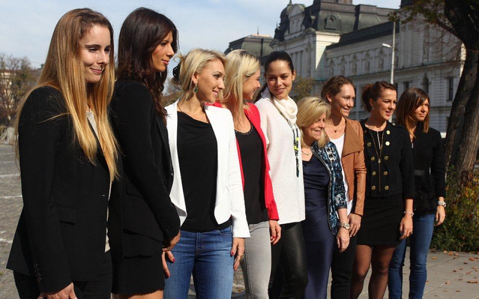 Фандъкова: Пожелавам си да гледаме Цвети Пиронкова на финал