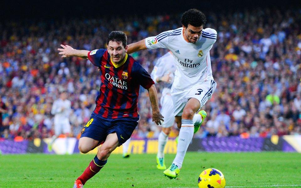 Реал и Барселона не могат да се срещнат преди финала за Купата