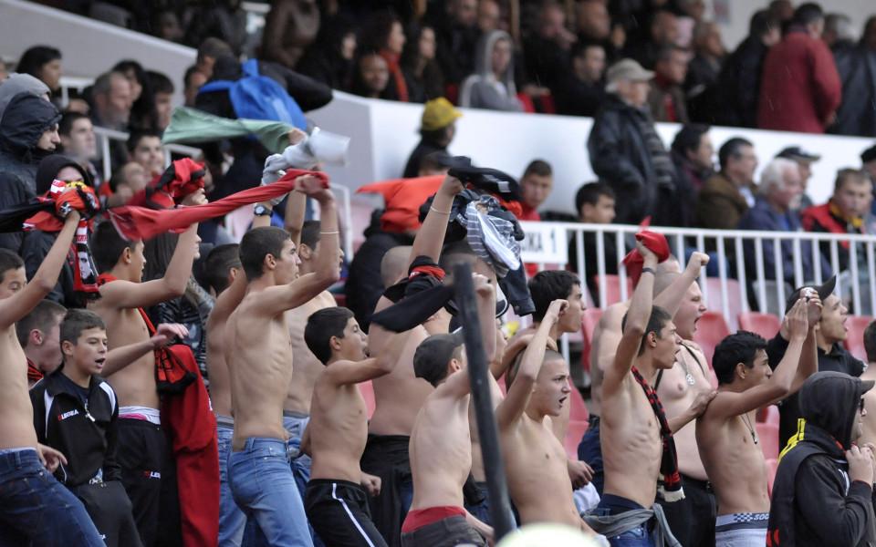 Феновете на Локо Сф:  Няма кой да ни спре, ще си подкрепим отбора