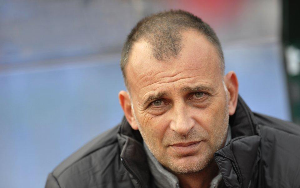 Тони Здравков: Доволен съм от характера на отбора