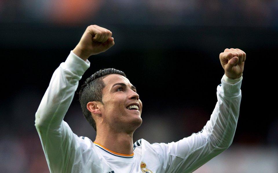 Кристиано Роналдо подобри рекорда за най-много голове в груповата фаза на ШЛ