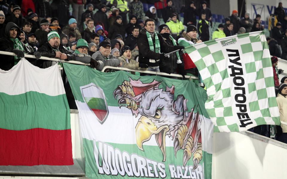 Лудогорец изтегли Лацио на 1/16-финал, после го чакат Динамо Киев или Валенсия